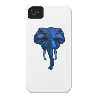Elephant of courage iPhone 4 Case-Mate case