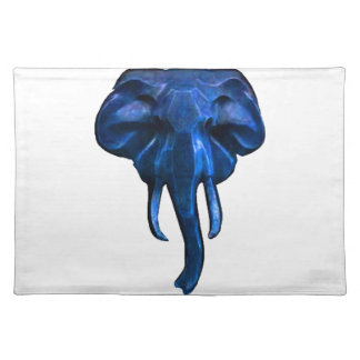 Elephant of courage placemats