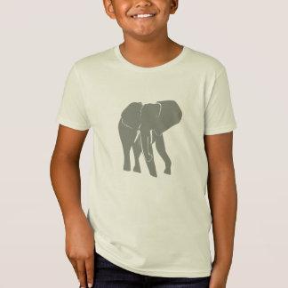 elephant organic kids tee