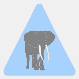 Elephant Pachyderm Elephantidae Mammals Animals Sticker