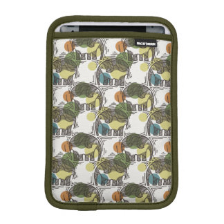 Elephant Pattern Sleeve For iPad Mini