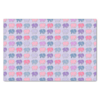 Elephant Pattern Tissue Paper