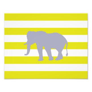 elephant photo art
