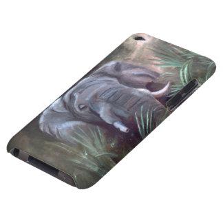 Elephant Portrait IPod Touch Case