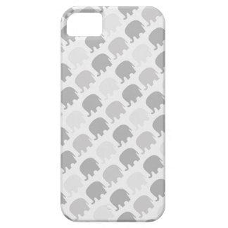 Elephant Print iPhone 5 Cases