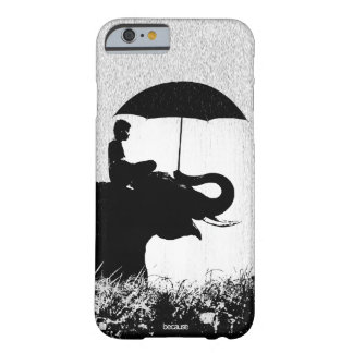 Elephant rain Art- iPhone 6/6s Case Barely There
