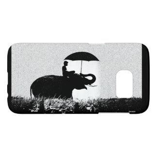 Elephant rain Art- Samsung Galaxy S7