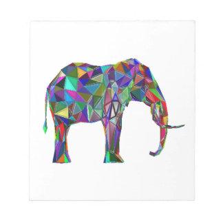 Elephant Revival Notepad