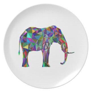 Elephant Revival Plate