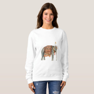 Elephant Ride Sweatshirt