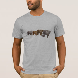 Elephant Safari T-Shirts