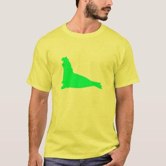 Elephant Seal Shirt Mint Green