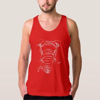 Elephant Singlet