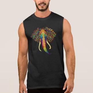 Elephant Sleeveless Shirt