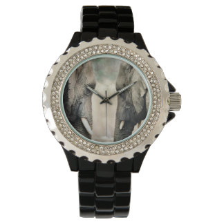 Elephant Soulmates Wrist Watches