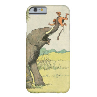 Elephant Story Book Drawing Barely There iPhone 6 Case