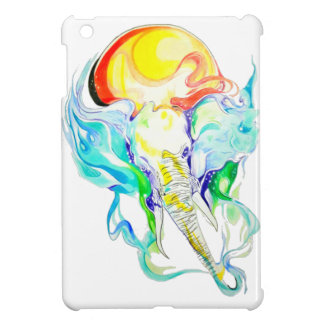 elephant sunshine iPad mini case