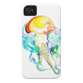 elephant sunshine iPhone 4 cases
