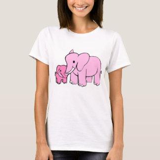 Elephant Tee (pink)