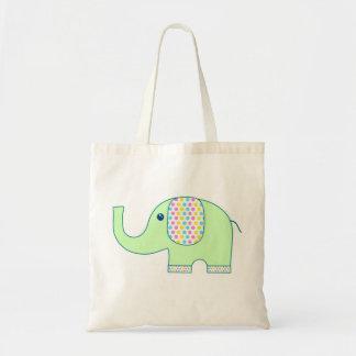 Elephant Tote Bag / Eco Friendly Gift Wrap