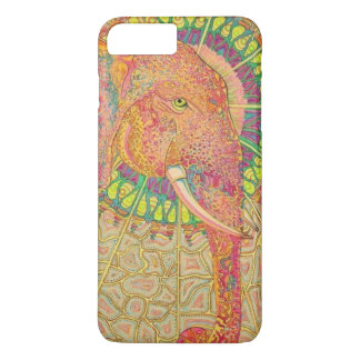 elephant traditional africa iPhone 7 plus case