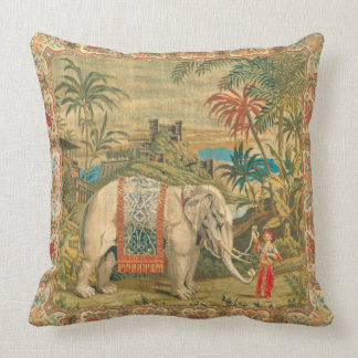 Elephant Trainer Pillow Cushions