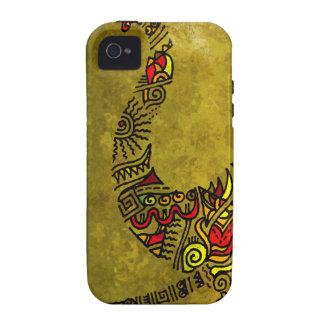 Elephant Zenscrawl Vibe iPhone 4 Covers