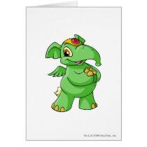Elephante Green cards