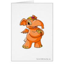 Elephante Orange cards