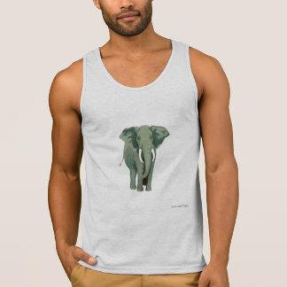 Elephants 48 singlet