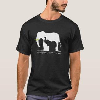 Elephants and Ivory T-Shirt