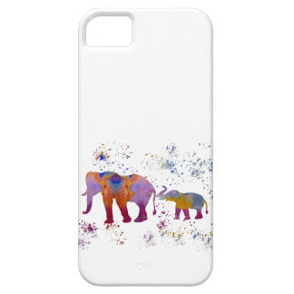 Elephants Case For The iPhone 5