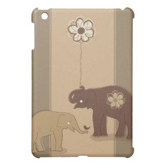 Elephants  cover for the iPad mini