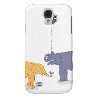 Elephants i samsung galaxy s4 case
