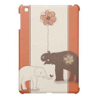 Elephants  iPad mini cover