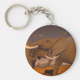 Elephants! Key Chain