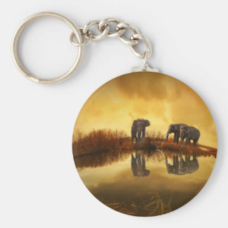 Elephants Keychains