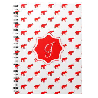 elephants RED RED RED.ai Notebooks