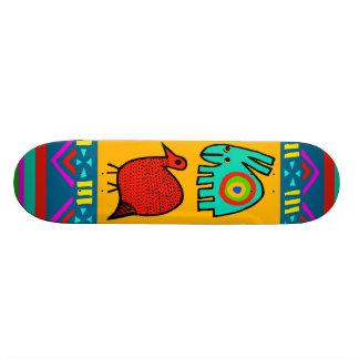 Elephant's Skateboard