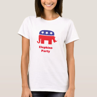 Elephino party. T-Shirt