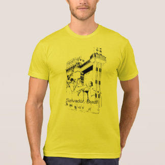 Elevador Lacerda, Salvador,Brazil T-Shirt