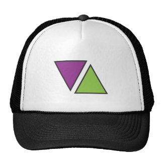 elevate triangle logo.ai cap