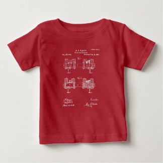 Elevated Railway - Mary Walton, Inventor Baby T-Shirt