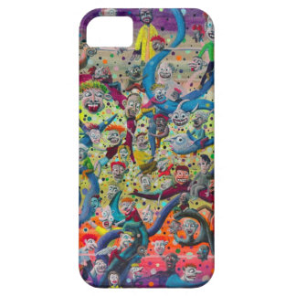 Elevated Serotonin Levels iPhone 5 Cover
