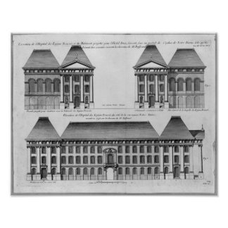 Architecture Drawing Posters architectural drawing posters | zazzle.au