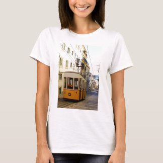 Elevator of the Pipe, Lisbon, Portugal T-Shirt
