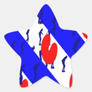 Eleven cities excursion star sticker
