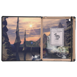 Eleven drives with a lamps boat iPad folio cases