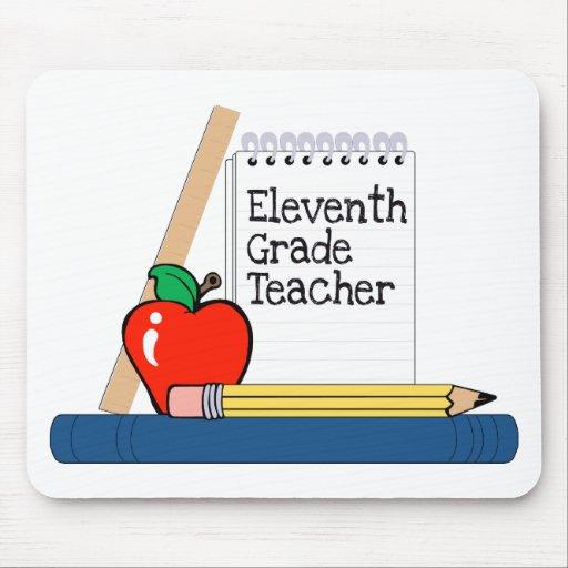 Eleventh Grade Teacher (Notebook) Mouse Pad