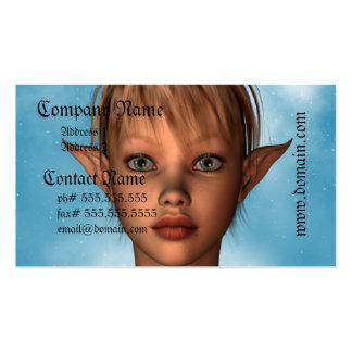 elf-24 business card template